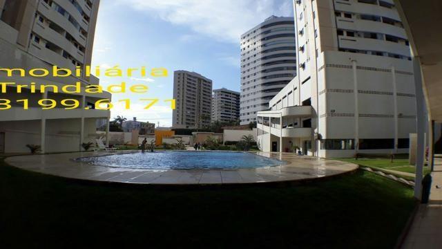 T- Apartamento Na Ponta Do Farol ,Fica Tudo , Vista Mar - Foto 5