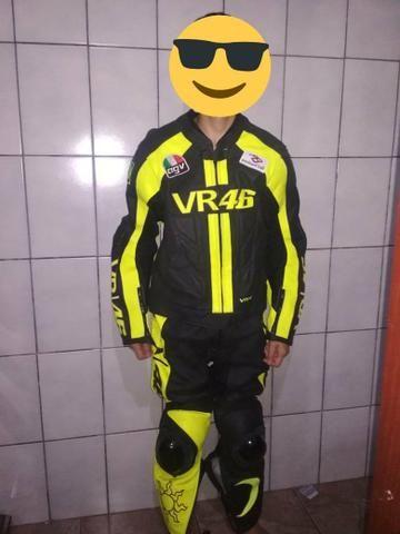Jaqueta + Calça VR | 46 Valentino Rossi - Foto 4