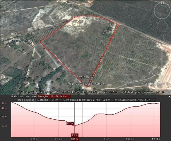 Terreno à venda em Santa terezinha, Alagoinhas cod:55592 - Foto 5