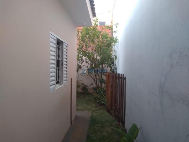 Casa para alugar com 2 dormitórios em Cidade aracy, São carlos cod:4241 - Foto 2