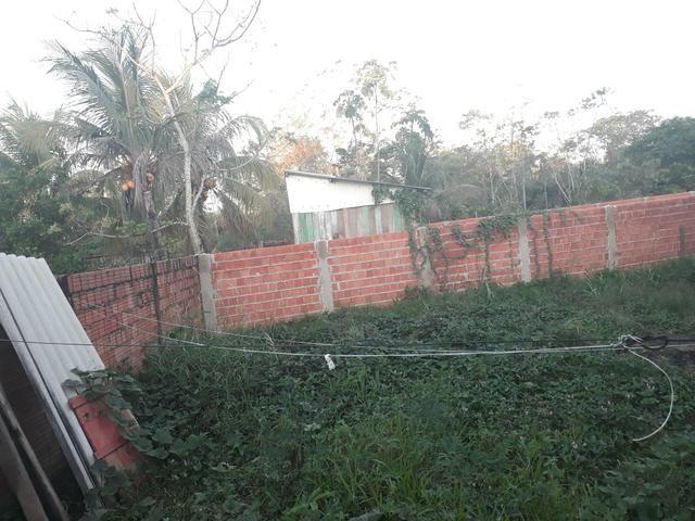 Terreno 12×25 com casa - Foto 2