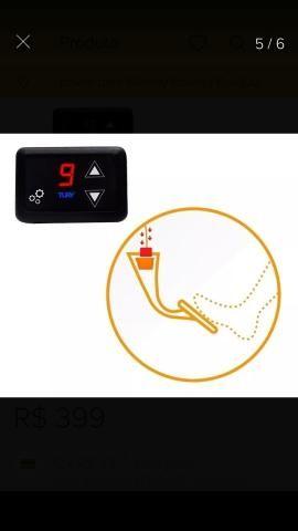 Pedal fest reduz o atraso do acelerador - Foto 4
