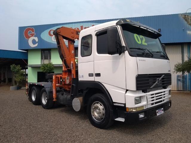 FH 380 2002 Guidaste + Reboque para caminhões