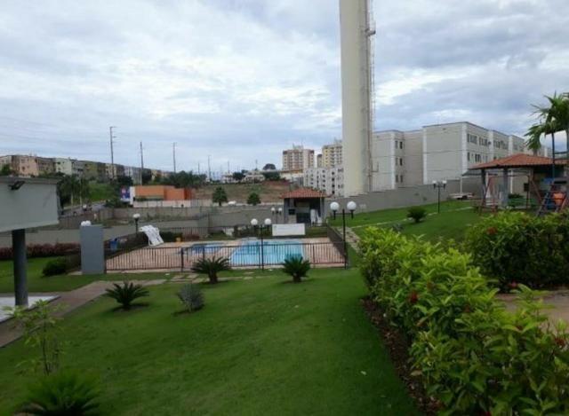 Vendo apartamento no condomínio Chapada Imperial com 2/4 sendo 1 suíte e sacada - Foto 15