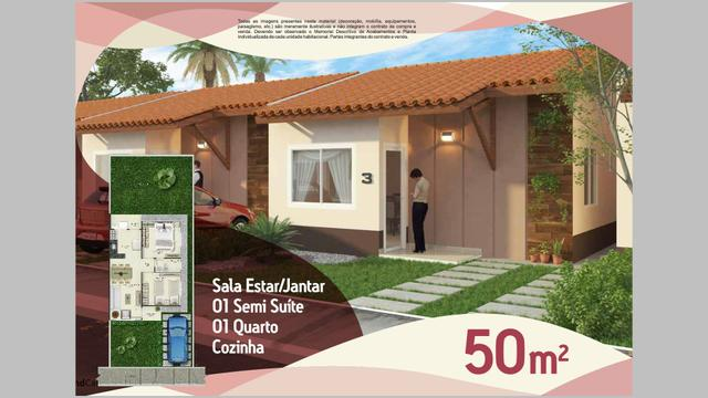 07 - Casa em condomínio fechado - Mediações do Maiobão! - Foto 2