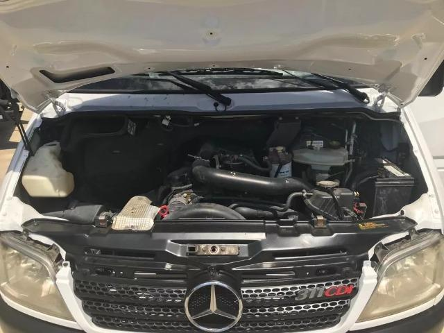 Mercedes-Benz Sprinter Furgão 2.2 Cdi 311 Longo Teto Alto 5p - Foto 7