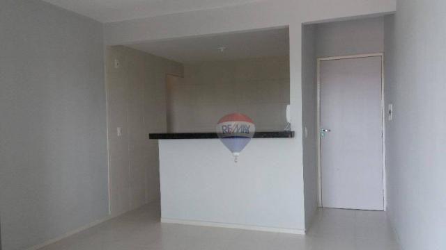 Apartamento residencial à venda, Lagoa Seca, Juazeiro do Norte. - Foto 2