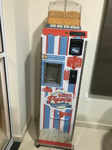 Pipoqueira Machine