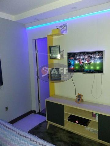 KE- casa 2 quartos sendo 1 suite dentro de condomínio em Unamar-Cabo Frio!! - Foto 7