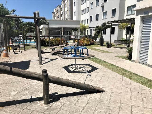 Lindo apartamento 2 quartos no cond. Albatroz em Colina de Laranjeiras - Foto 17