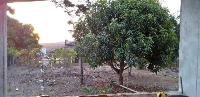 Chácara com casa sede, árvores frutíferas, 2.500m², 40 minutos de Taguatinga! - Foto 9