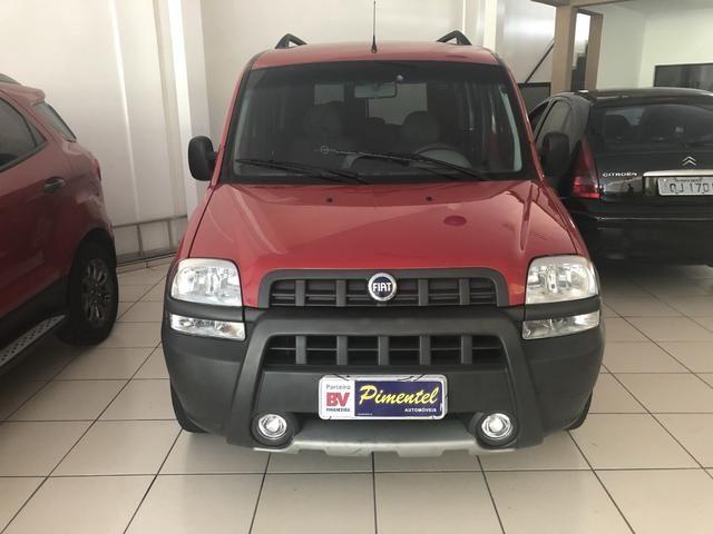 Fiat Doblò adventure 1.8 - Foto 4