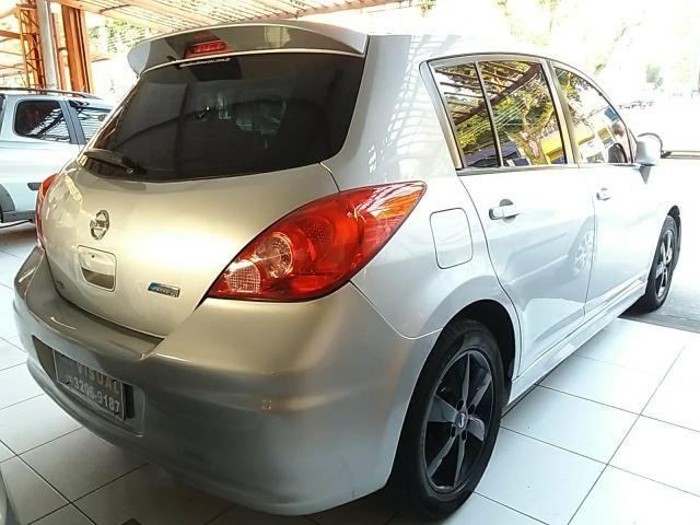 1 - Nissan Tiida 1.8 SL flex 2010 aut - Foto 2