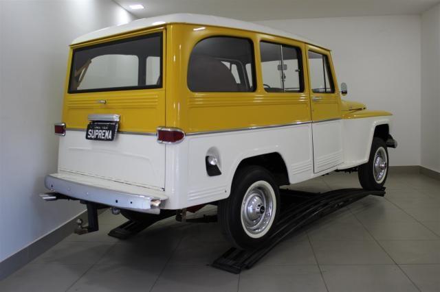 FORD RURAL 1967/1967 2.8 4X4 6 CILINDROS 12V GASOLINA 2P MANUAL - Foto 4