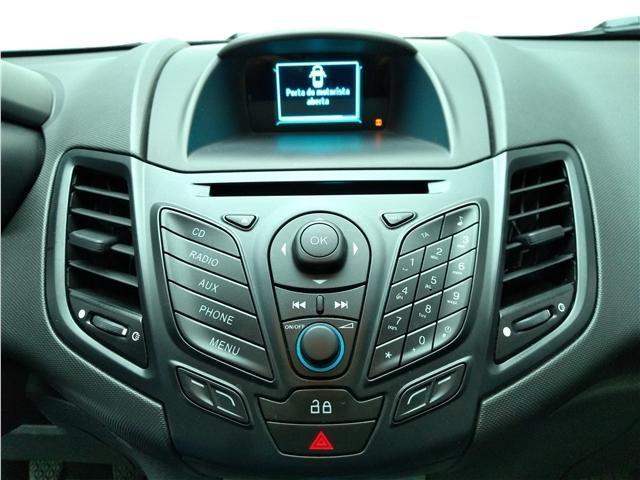 Ford Fiesta 1.6 sel hatch 16v flex 4p manual - Foto 15