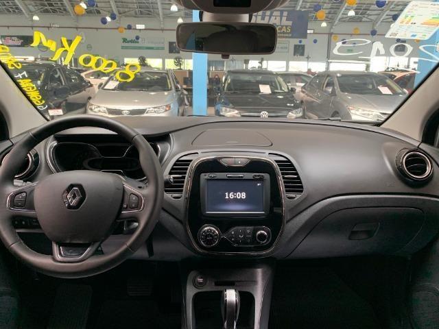Renault Captur Intense 2.0 16V 5P Automatica ! Baixo km ! - Foto 6
