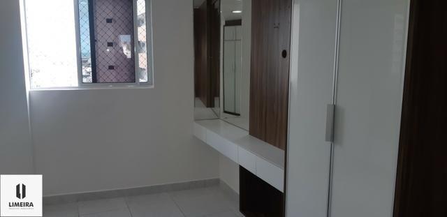 Apartamento localizado vizinho ao Parque Parahyba com 108m² de área, no Bessa - Foto 14