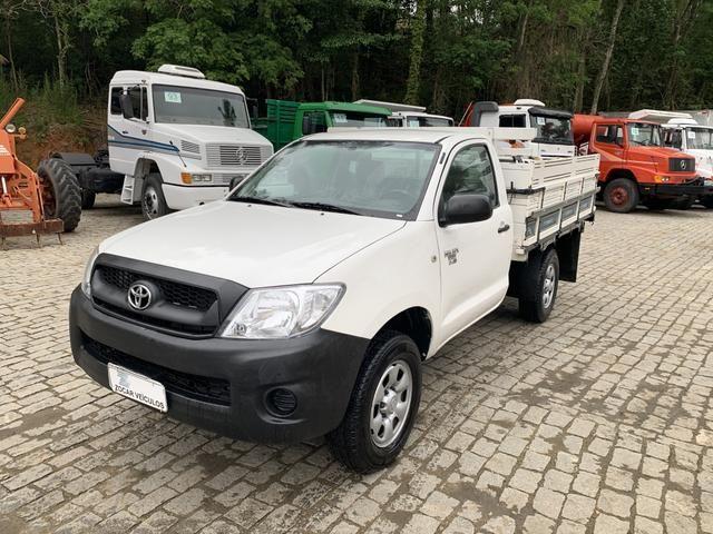 Toyota Hilux CS 2.5 4x4 2010