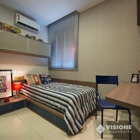 Apartamento para Venda em Nova Iguaçu, Centro, 3 dormitórios, 1 suíte, 1 banheiro, 2 vagas - Foto 3