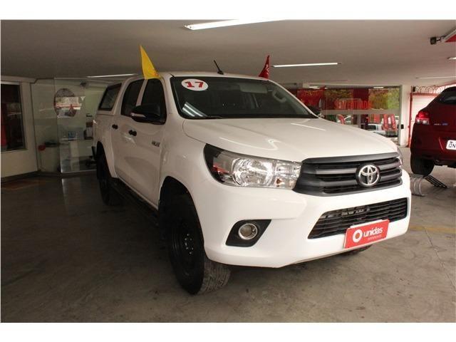 Toyota Hilux Cd Std Mt 4x4 2.8 4P 2017 - Excelente Estado ( IPVA 20 + Transferência )