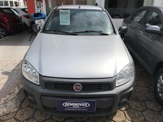 FIAT STRADA 1.4 MPI HARD WORKING CS 8V FLEX 2P MANUAL. - Foto 2