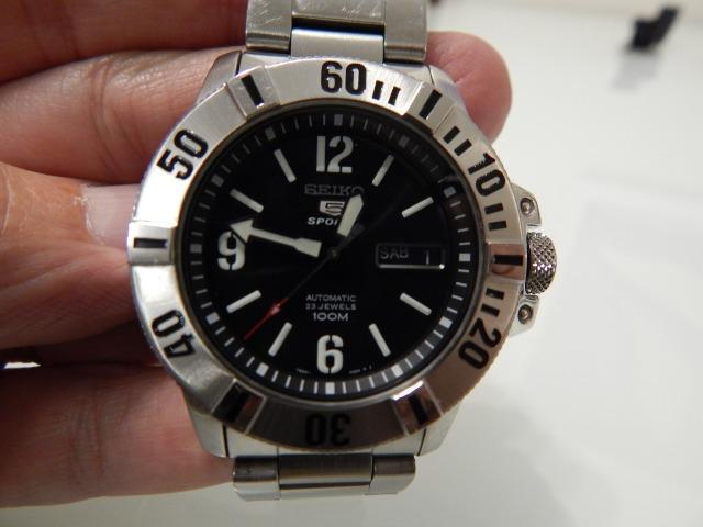 6239703447d Relógio Seiko 5 Sport Automático - Bijouterias