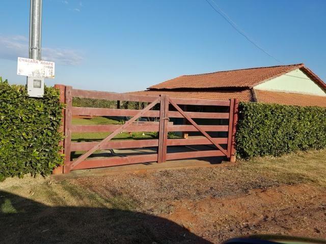 Chácara à venda com 3 dormitórios em Zona rural, Santa barbara de goias cod:em518 - Foto 9