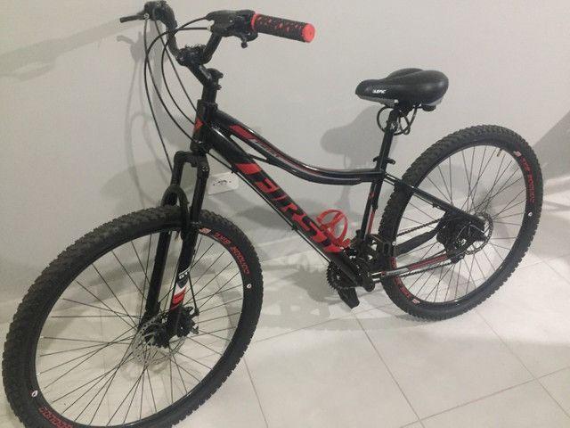 Bicicleta first feminina - Foto 5