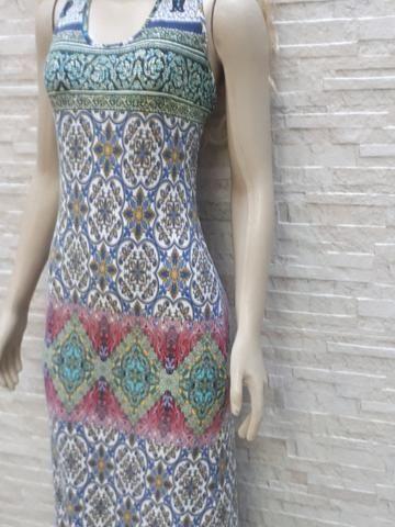 Vestido malha verão - Foto 3