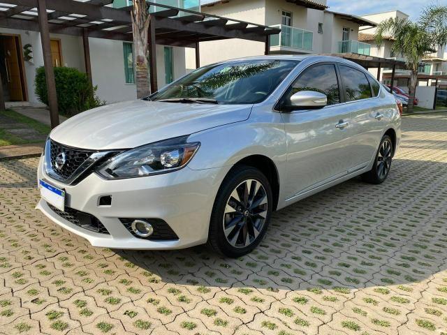 Nissan sentra sl 2.0 top com teto