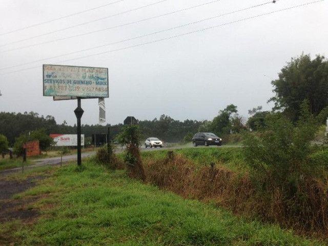Sítio em Santo Antônio - Terreno Rural com Casa na RS 474 - Peça o Video - Foto 2