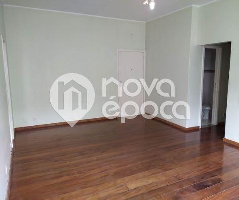 Apartamento à venda com 2 dormitórios em Cosme velho, Rio de janeiro cod:CO2AP49236 - Foto 2