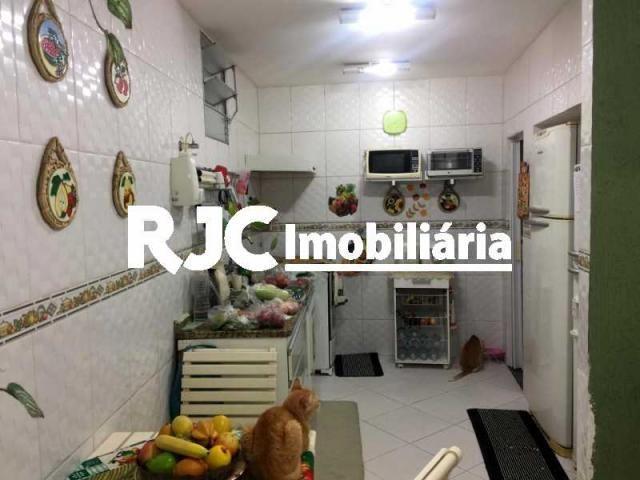 Apartamento à venda com 3 dormitórios em Tijuca, Rio de janeiro cod:MBAP33262 - Foto 13