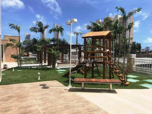 Apartamento à venda, 74 m² por R$ 580.000,00 - Engenheiro Luciano Cavalcante - Fortaleza/C - Foto 9