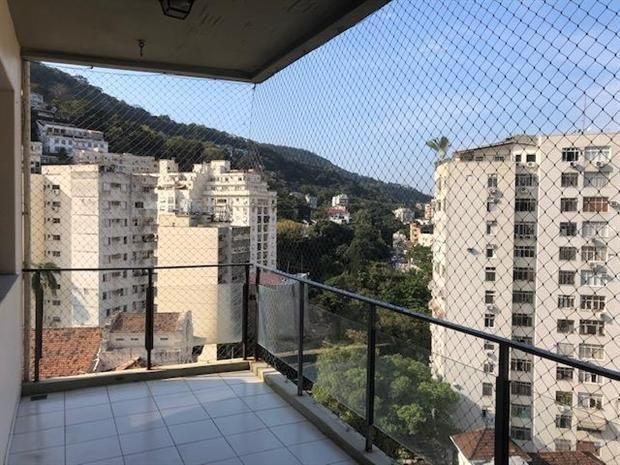 Apartamento à venda com 1 dormitórios em Cosme velho, Rio de janeiro cod:883739 - Foto 2