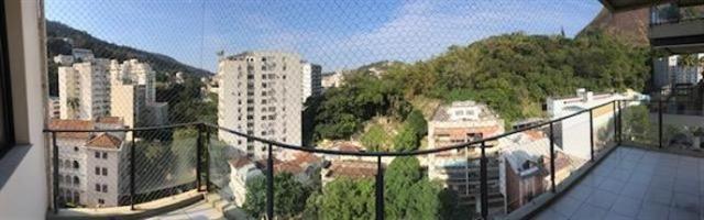 Apartamento à venda com 1 dormitórios em Cosme velho, Rio de janeiro cod:883739