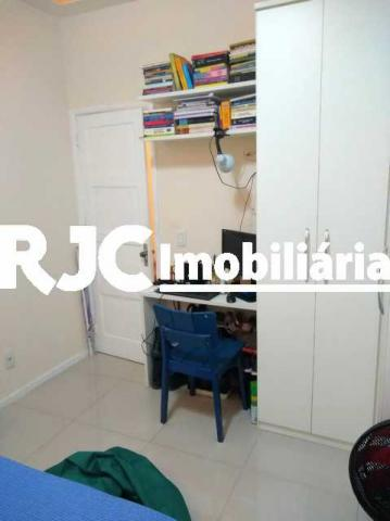 Apartamento à venda com 1 dormitórios em Humaitá, Rio de janeiro cod:MBAP10246 - Foto 15