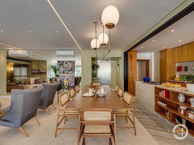 Apartamento à venda com 4 dormitórios em Setor bueno, Goiânia cod:3405 - Foto 7