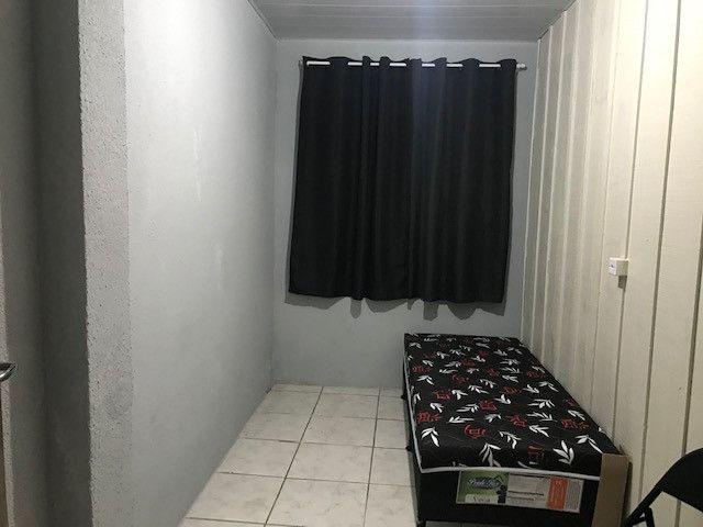 Alugo quartos mobiliados no Bairro do Portão R$ 470,00 próximo ao Shopping Palladium - Foto 4