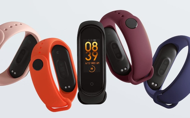 Relógio Smartwatch Xiaomi Mi band 4 C/rastreador e Batimento - Foto 5