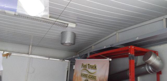 Vendo um trailer Truck novo 2017 telefone DDD 12 991 52 3663 - Foto 6