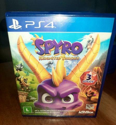 Spyro (Reignited Trilogy) - Ps4