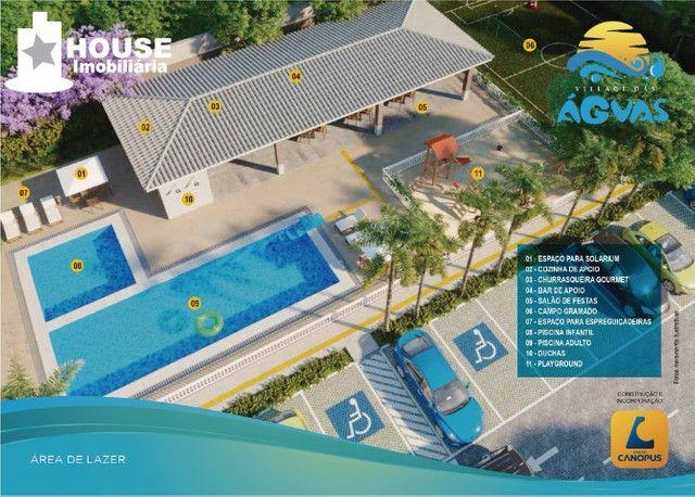 24- Village das Águas, canopus construção, apartamentos - Foto 9