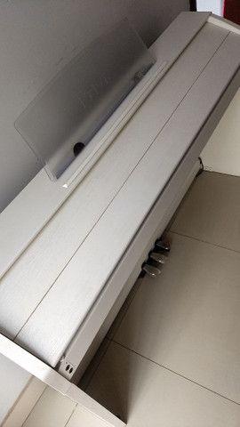 Piano  Cassio privea  PX-750  impecável ler anúncio - Foto 6