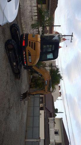 Mini escavadeira SANY 2017 3.5 toneladas