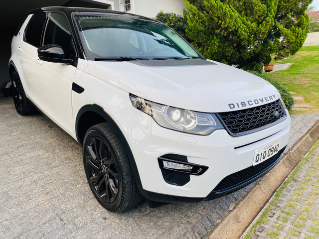 Discovery Sport HSE 2016 - 42.000 km
