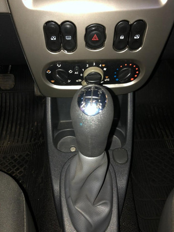 Renault Sandero EXP 1.6 2011 Completo - Foto 12