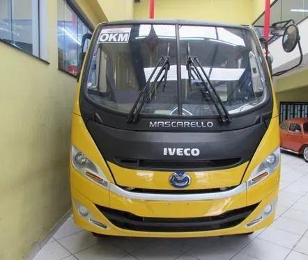 Ônibus Escolar Mascarello Gran Micro (parcelamos) - Foto 3