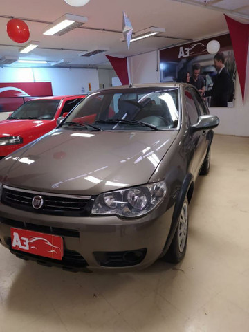 Fiat Palio Way 1.0 completo Ano 2014