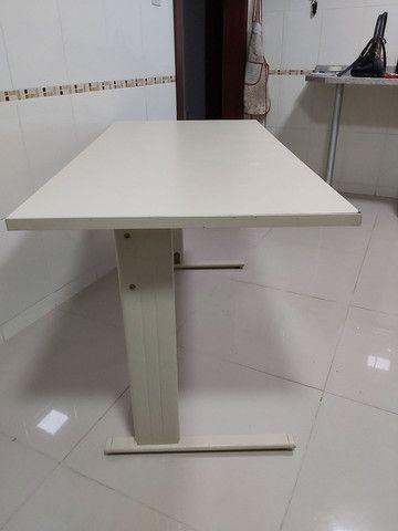 Vendo mesa de escritório escrivaninha  - Foto 5